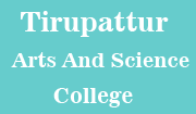 Tirupattur Arts & Science College